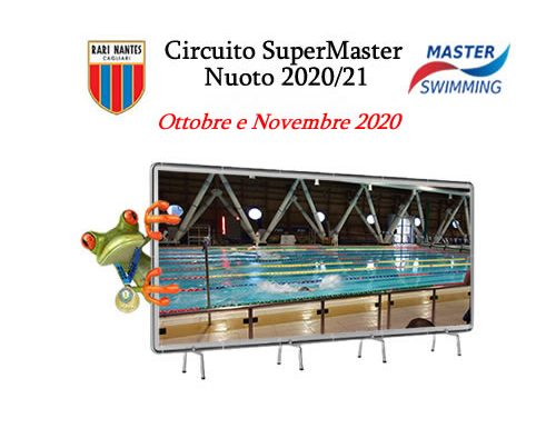 Circuito SuperMaster 2020/21: 3° Sardina in Water