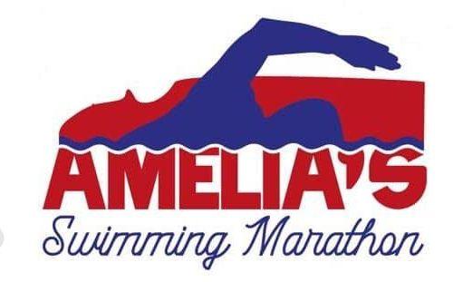 Amelia's Swimming Marathon 2020 traversata per beneficenza