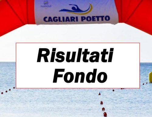 Cagliari-Poetto 2020: Risultati Fondo