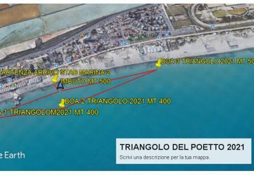 Triangolo del Poetto 2021: Start List