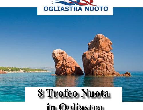 8 Trofeo Nuota in Ogliastra 2021: Risultati